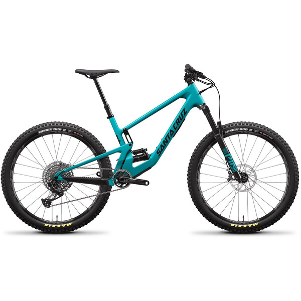 Santa Cruz 5010 4 Carbone Cc X01 Kit 27 5 Mtb Blue 2021 Probikeshop